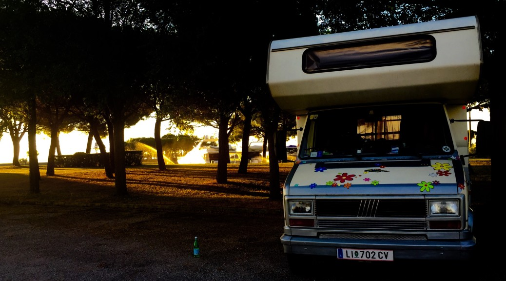 sonnenaufgang-italien-caravan-detlefs-annemarie-Aprillia-Maritima-Punta-Gabiani